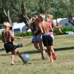 Camping Polari Rovinj Kids Playing
