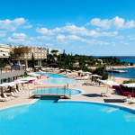 Hotel Istra Pool area