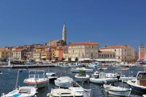 Urlaub Rovinj z.b. in Hotel Adriatic