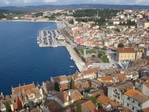 Old town rovinj, Holidays in Rovinj