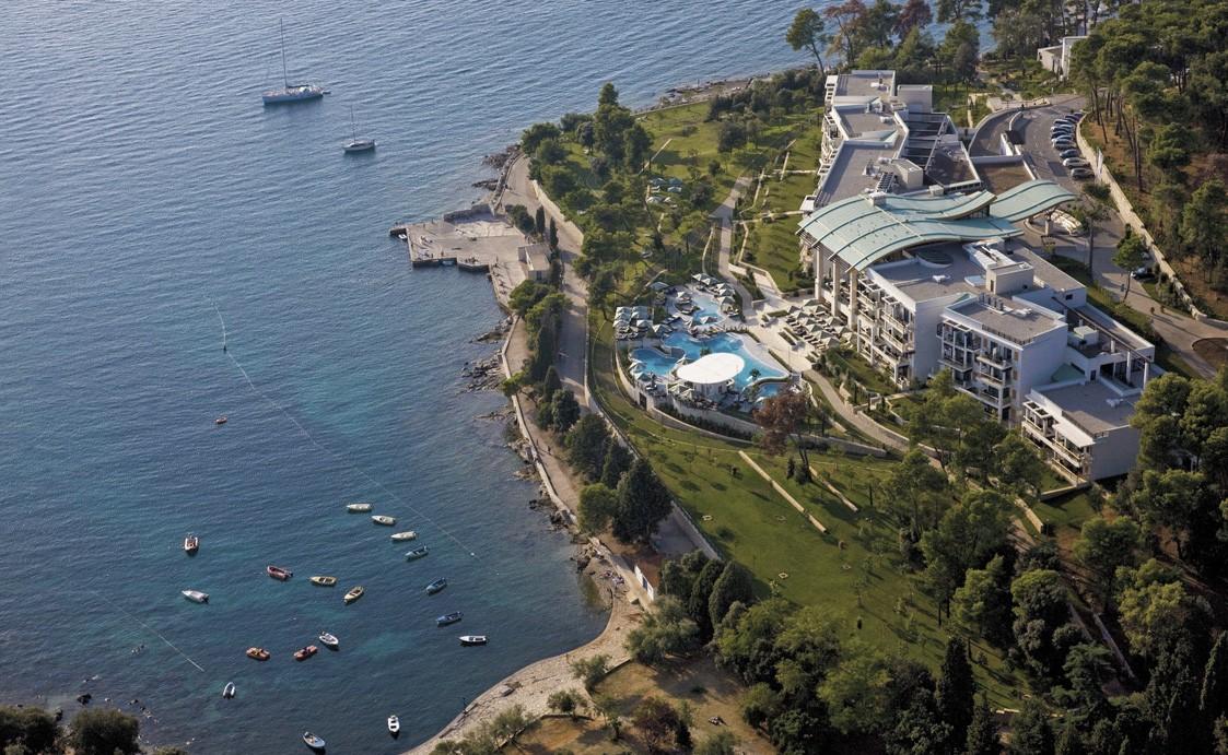 Luxury Hotels In Rovinj Croatia