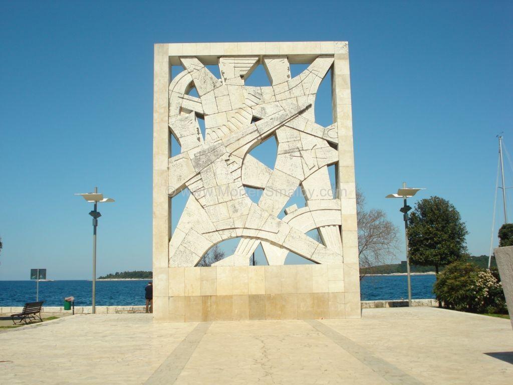 Monument Rovinj