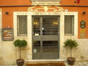 Hotel Bastina Angelo d'Oro Rovinj