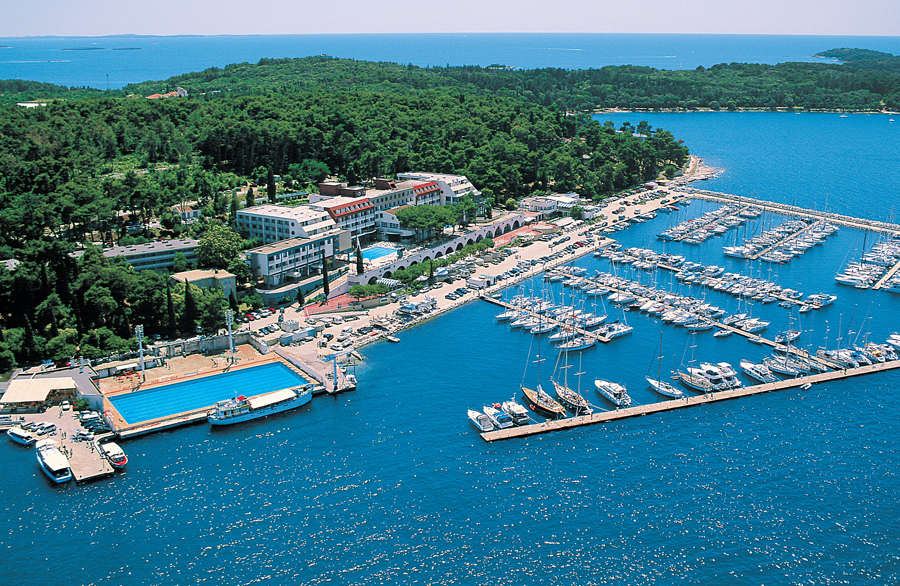 The Park Hotel Rovinj Croatia